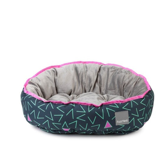 FuzzYard Voltage Reversible Dog Bed - Large