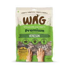 Load image into Gallery viewer, WAG Venison Jerky