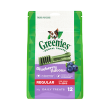 Load image into Gallery viewer, GREENIES Blueberry Dog Dental Treats 340g