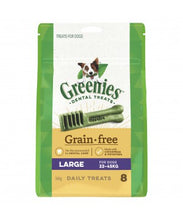 Load image into Gallery viewer, GREENIES Grain Free Dental Treat 340g