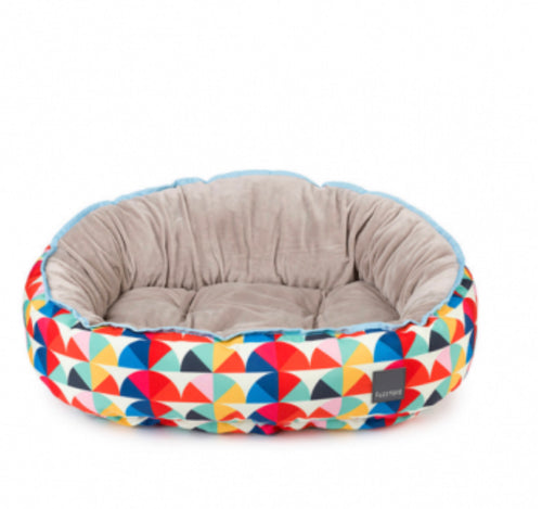 FuzzYard Boogie Reversible Dog Bed