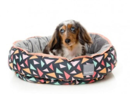 FuzzYard Rad Reversible Dog Bed - Large