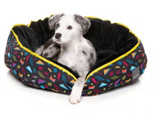 Load image into Gallery viewer, FuzzYard Bel Air Reversible Dog Bed