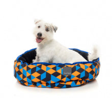 Load image into Gallery viewer, FuzzYard Amsterdam Reversible Dog Bed