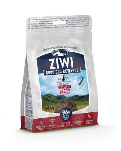 ZIWI Venison Good Dog Rewards 85g