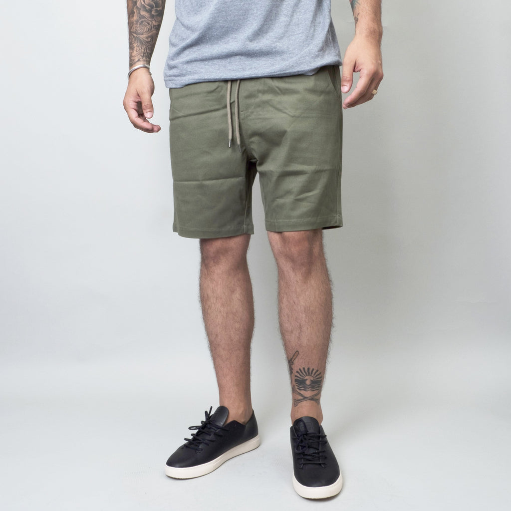 Univ - Uniform Short Olive