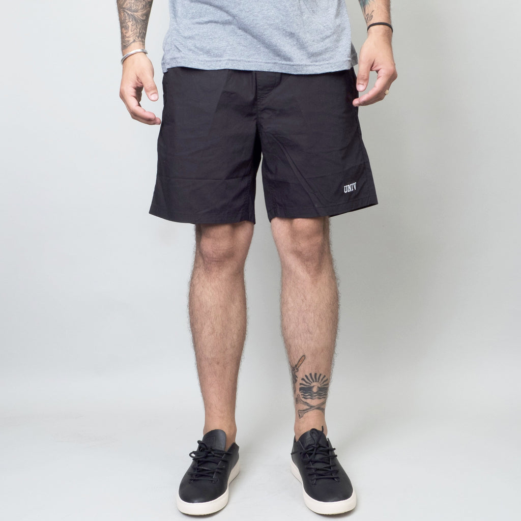 Univ - Boardie Short Black