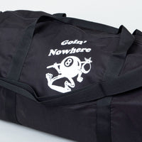Jungles - Going Nowhere Duffle Black