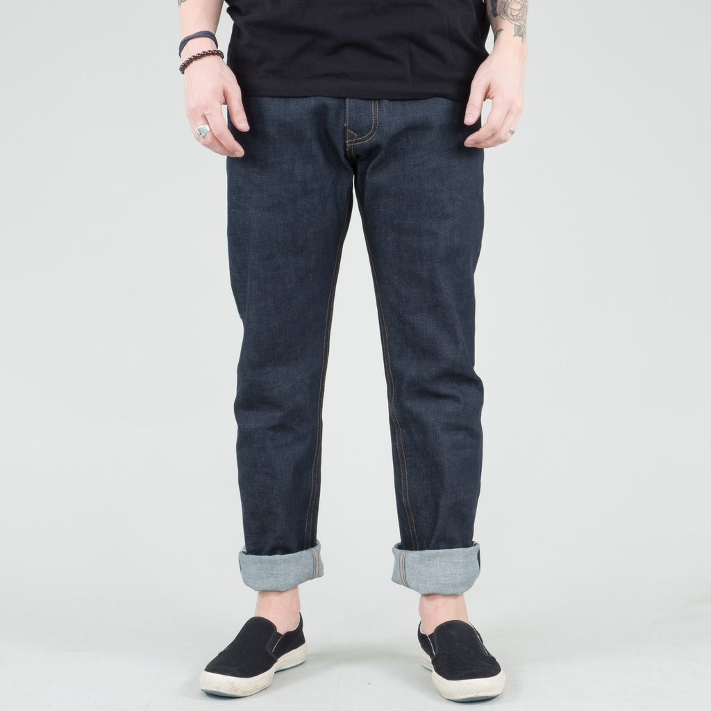 DAILY DENIM SELVAGE RAW