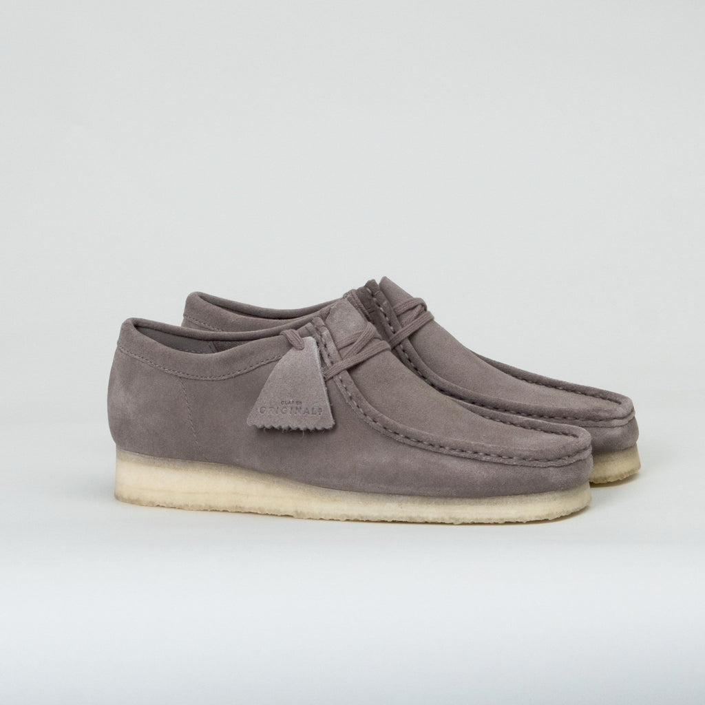 Clarks - Wallabee Grey