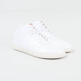 Clae - Gregory Mid White Leather