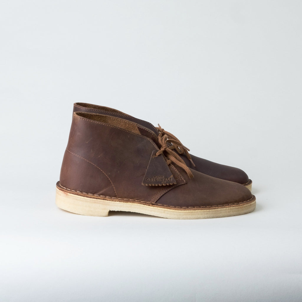 casual shoes buy online top quality Clarks - Desert Boot Beeswax