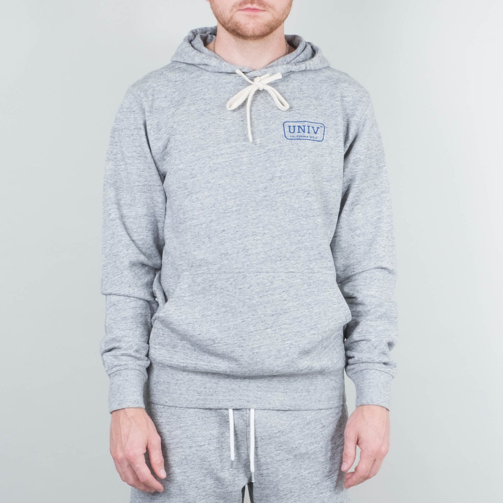 "UNIV - ""Athletic"" Hoodie Heather"
