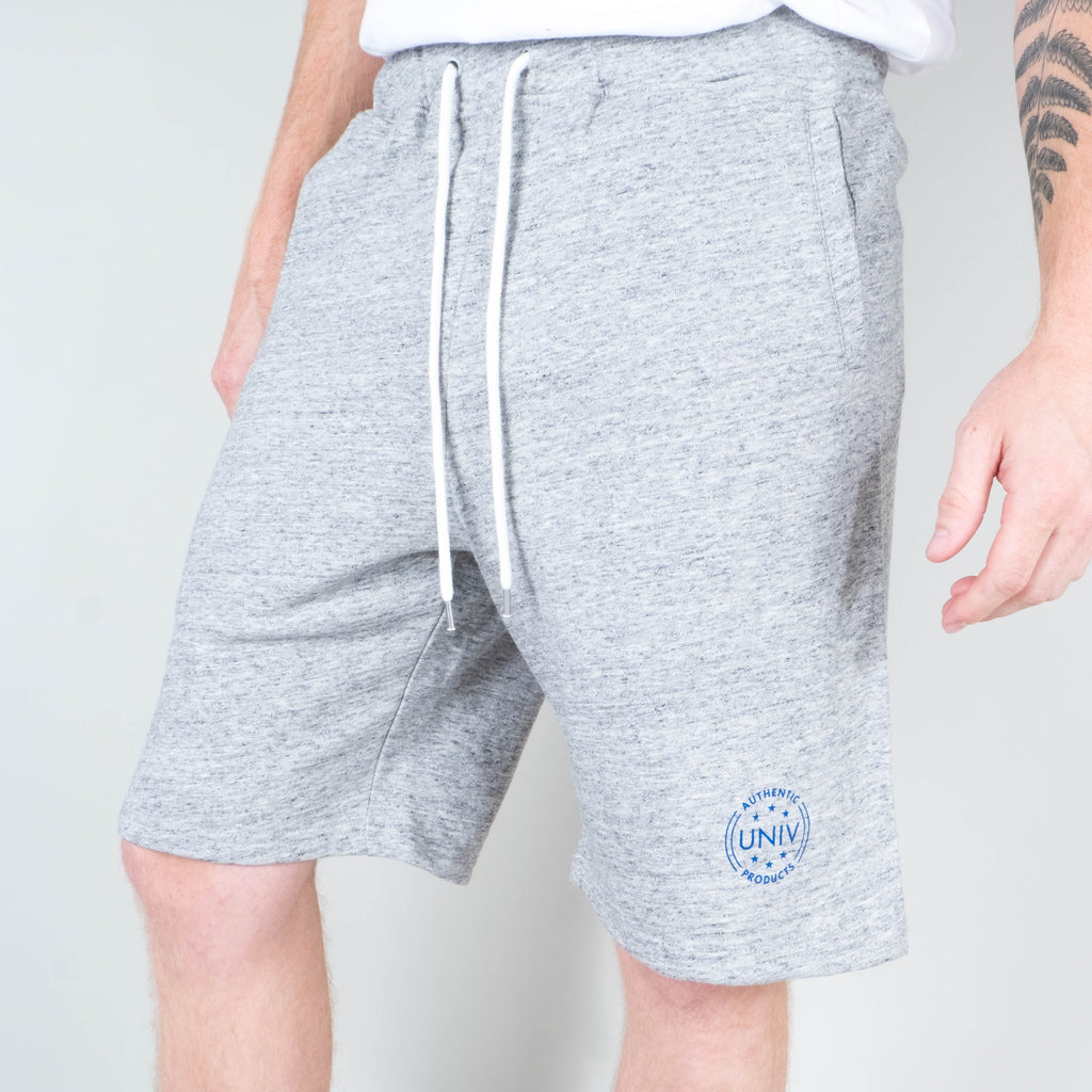 UNIV - Authentic Sweat Short Heather Grey