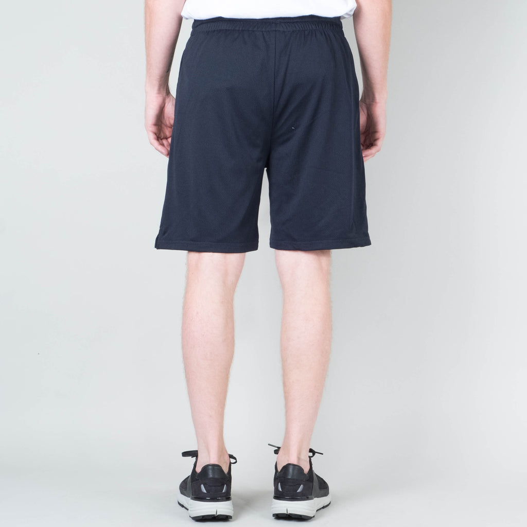 UNIV - Athletic Mesh Logo Short Black
