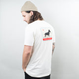 Univ - Encinitas Cali Dog Tee Natural