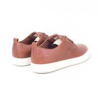 Clae - Ellington Chestnut Oiled Leather