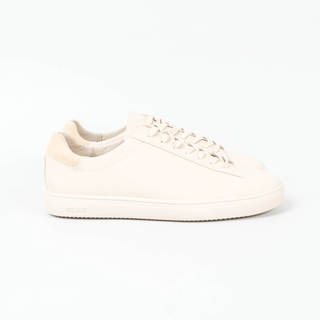 Clae - Bradley Vanilla Aniline Leather