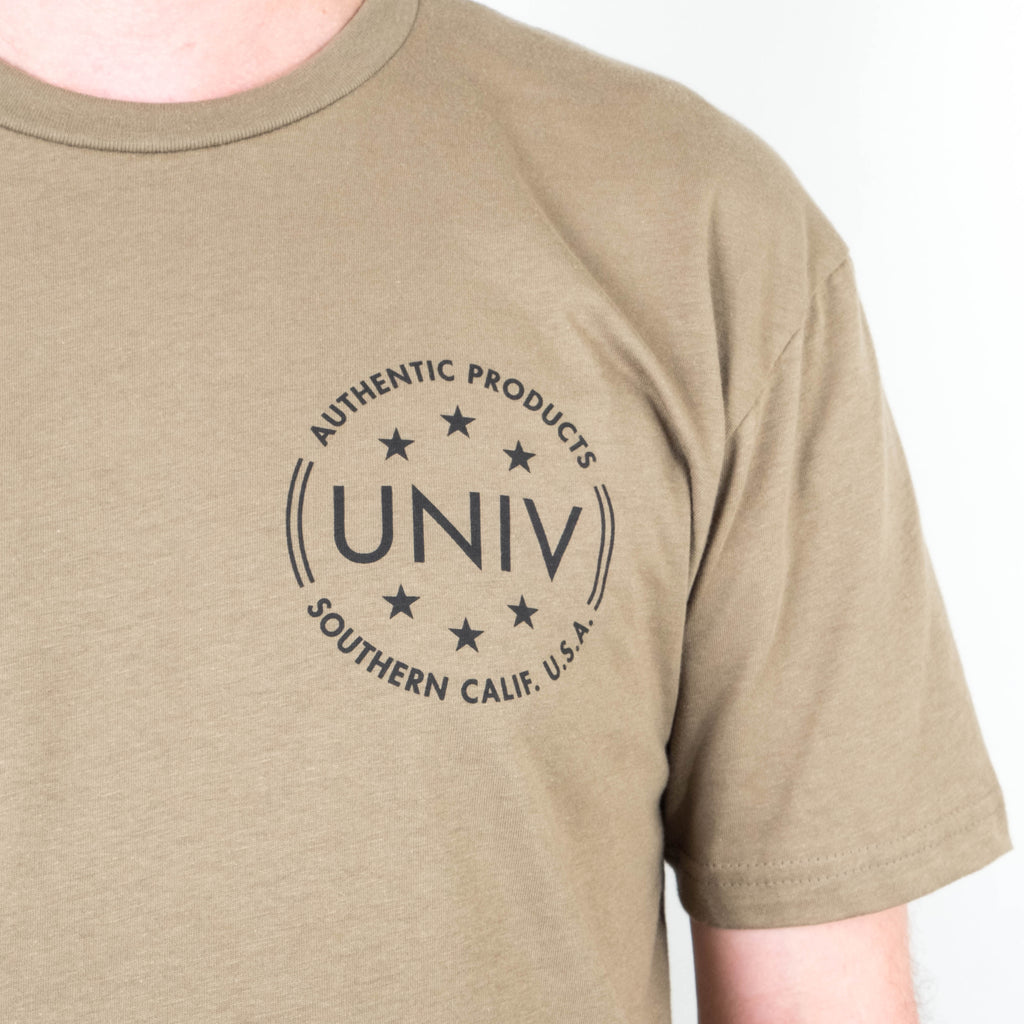 Univ - Authentic Tee Military Green
