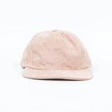 Palm High - Mocha Lux Suede Unstructured 6-Panel