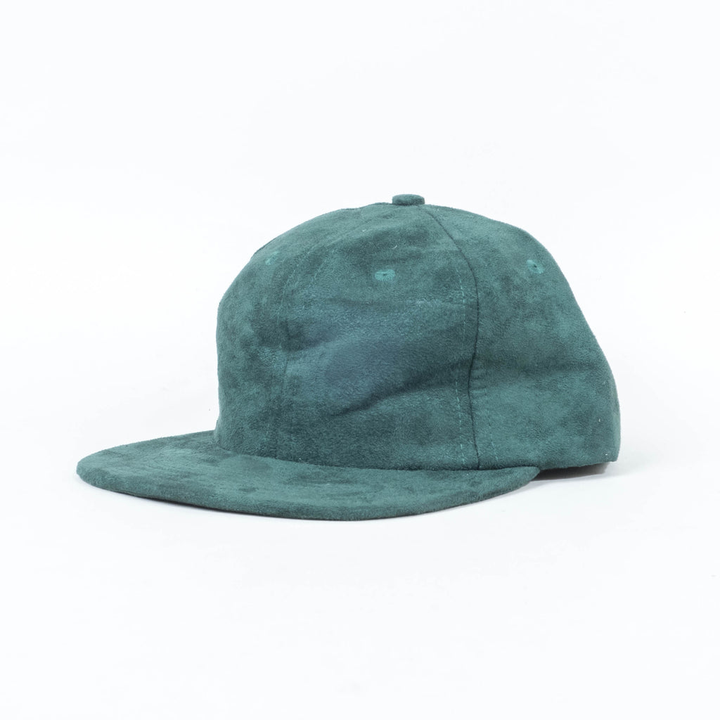 Palm High - Suede Hunter Unstructured 6 Panel Cap