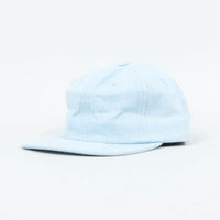 Palm High - Coast Wash Denim Unstructured 6 Panel