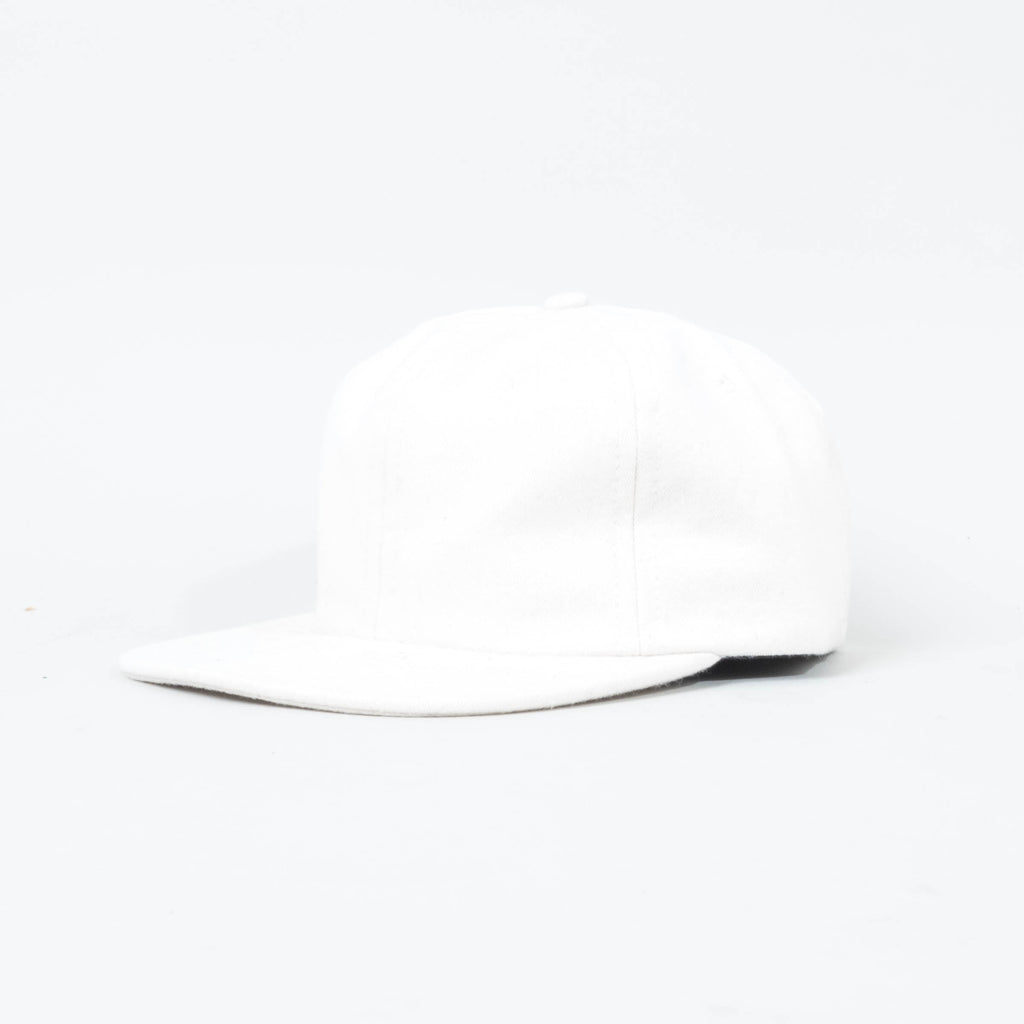 Palm High -  Natural Unstructured 6 Panel Cap