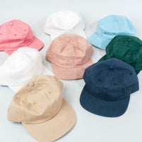 Palm High - Canton Natural Flannel Unstructured 6 Panel Cap