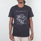 MISFIT - Coachmen Tee Washed Black