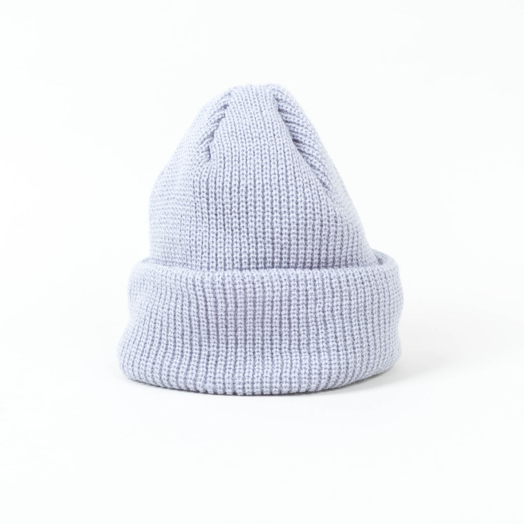 UNIV - Fisherman Short Cuff Beanie Graphite
