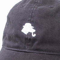 UNIV - Top Dog Embroidery Hat Black