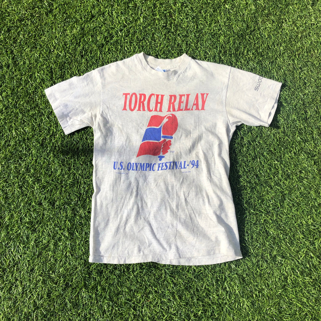 Montage Vintage - Torch Relay Tee Grey