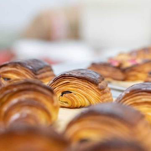 Load image into Gallery viewer, Pain au choc (click and collect/ delivery Friday 18th September)