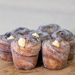 Cruffins (click and collect or delivery Friday 4th Dec)