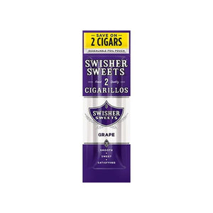 "Swisher Sweets ""Grape"""
