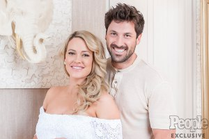 See Peta Murgatroyd and Maksim Chmerkovskiy's Luxe Nursery for Son Shai