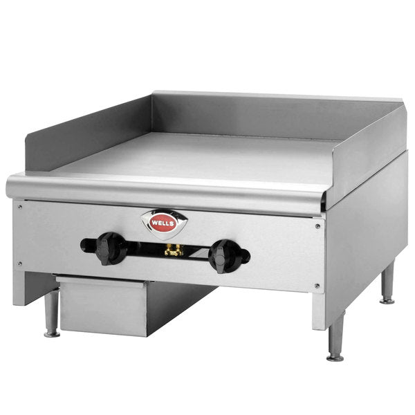 Wells Countertop Griddle - HDG-6030G