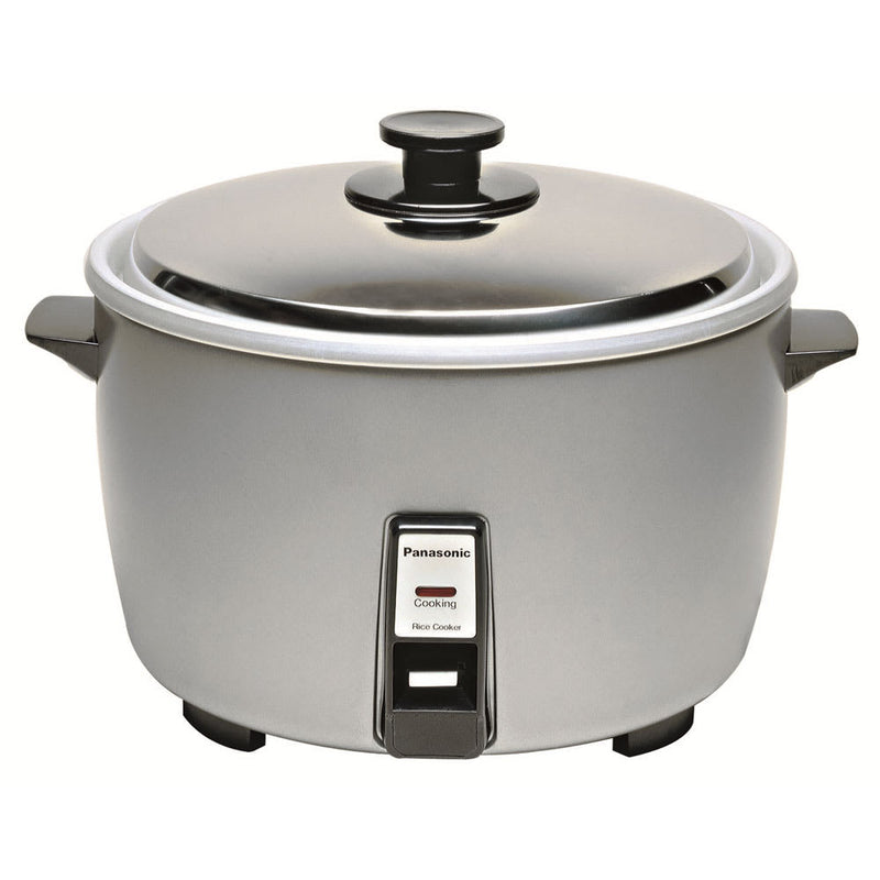 Panasonic SR-42HZP 46 Cup Rice Cooker w/ Auto Off, (94) 3 oz Servings, 120v