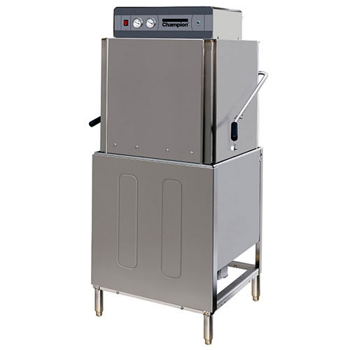 Champion DH-2000 High Temp Door Type Dishwasher w/ Built-In Booster