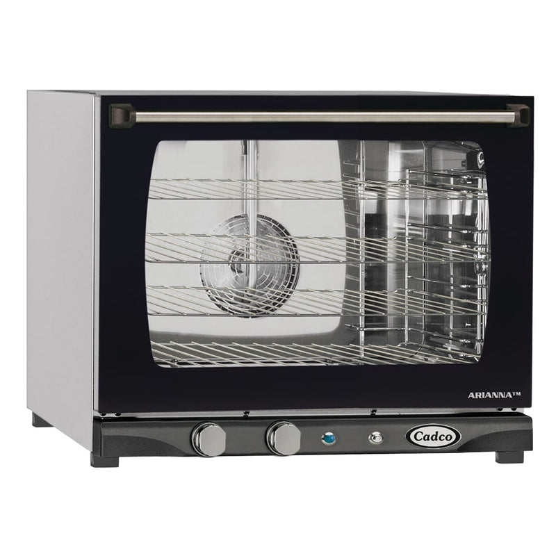 Cadco XAF-133 Half-Size Countertop Convection Oven, 208 240v/1ph