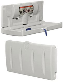 Continental Baby Changing Table - 8252-H