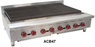Wolf Achiever Charbroiler - ACB47