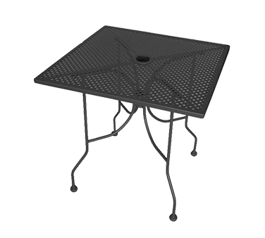ATS Outdoor Table - ALM3030
