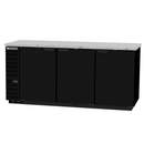 Beverage Air Back Bar Refrigerated Cabinet - BB78HC-1-B