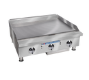 Bakers Pride Gas Countertop Griddle - BPHMG-2424I