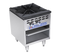 Bakers Pride Gas Range, Stock Pot - BPSP-18-2D