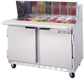 Beverage Air Prep Table - SPE48-18M
