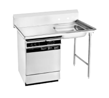 Advance Tabco Dishtable Undercounter - DTU-U60-72R-X