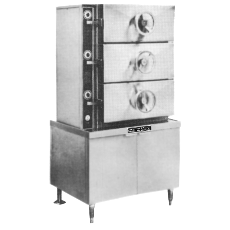 Crown Electric Pressure Steamer - EC-3