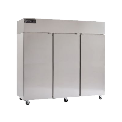 Delfield Reach-In Refrigerator - GBR3P-S